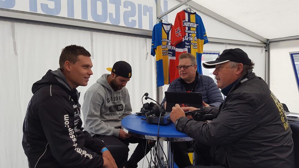 Rallycross på Lånkebanen